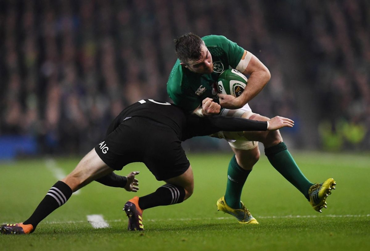 Ireland Seal Historic Victory