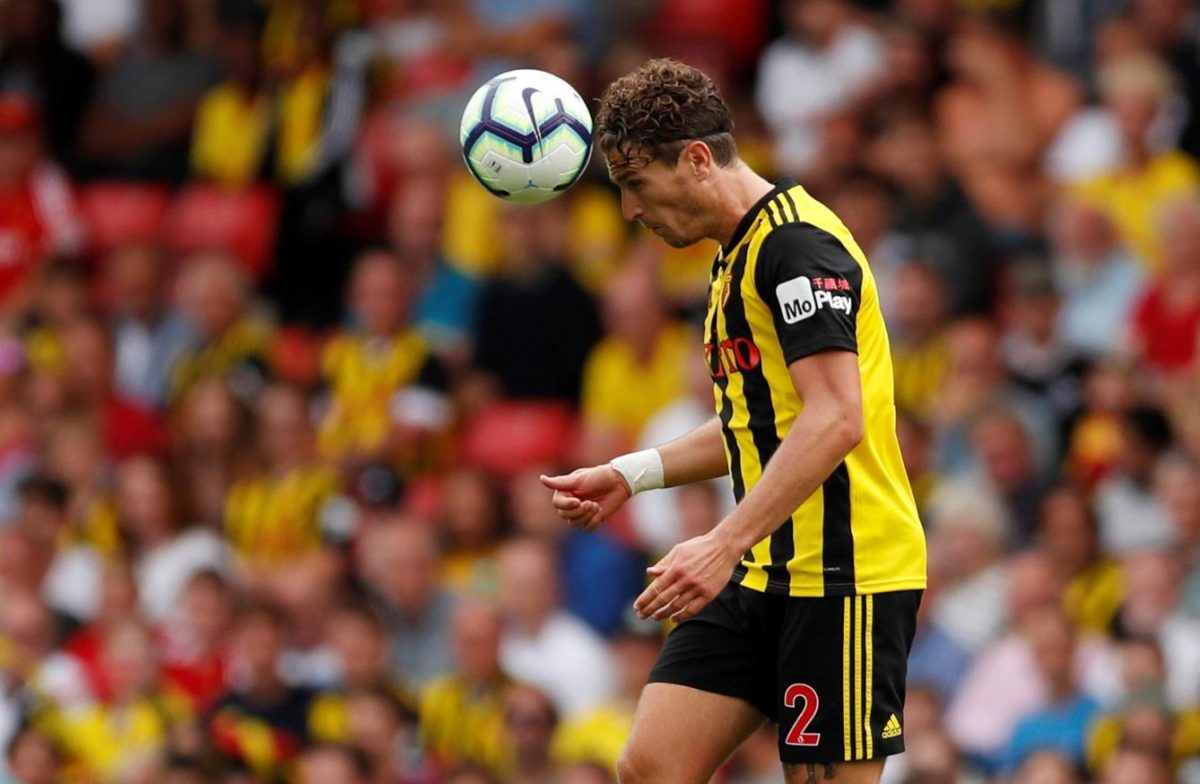 Janmaat Eyes Watford Return
