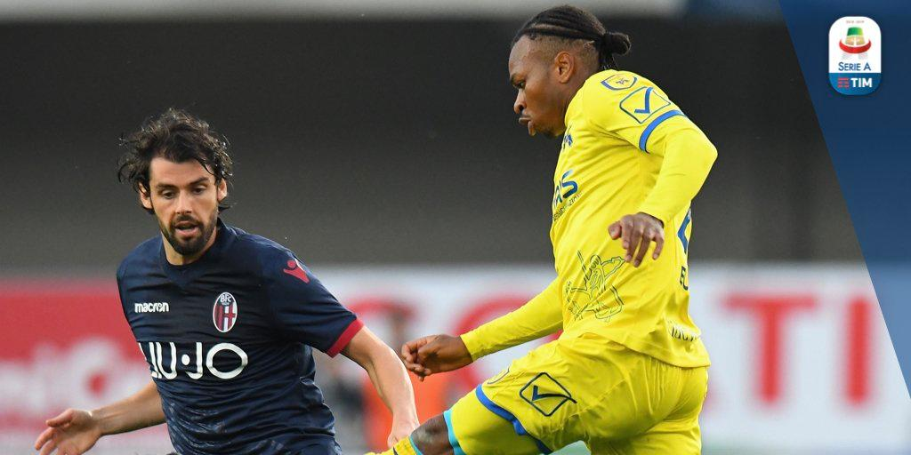 Serie A: Joel Obi Scores In Chievo  Home Draw; Ekong Lose With Udinese