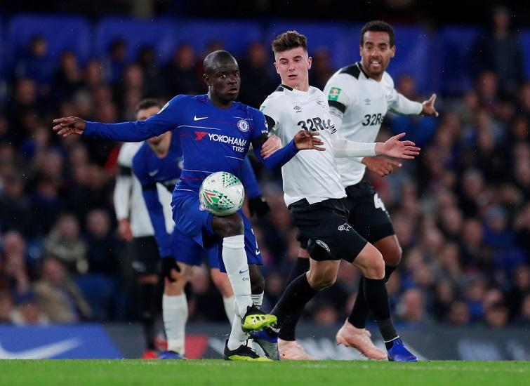Kante Commits To Chelsea