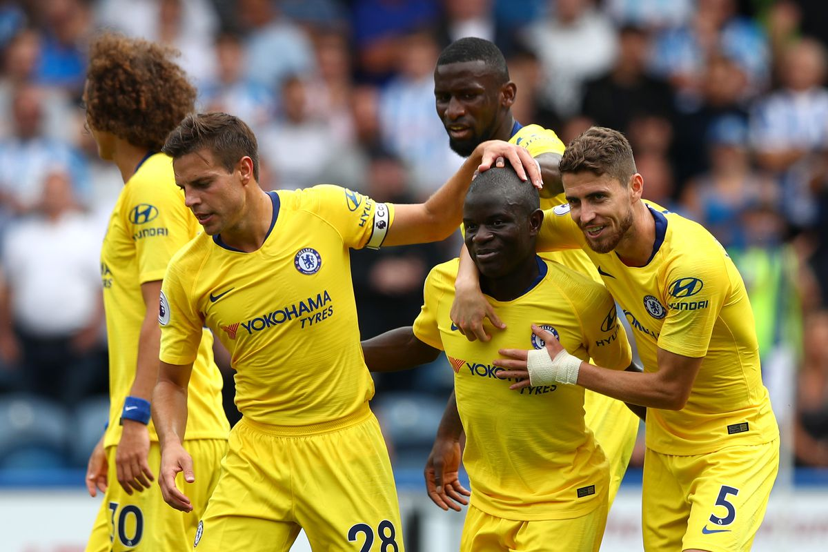 Sarri Demands Kante Reaction