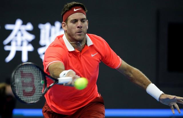 Kooyong Classic Outing For Del Potro