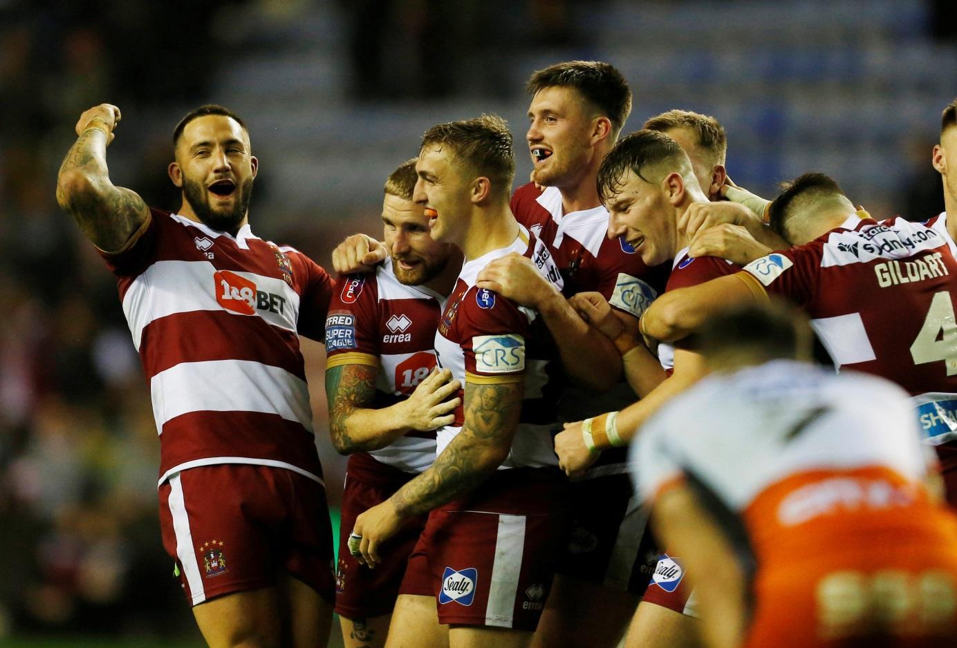 Lam Targeting New Era With Wigan
