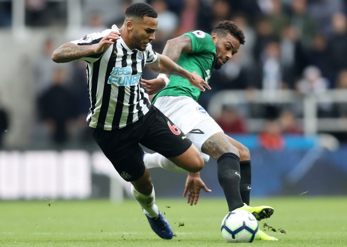 Lascelles Rules Out Relegation