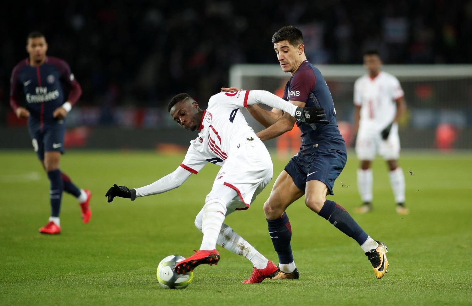 Lille Face Fight To Keep Star
