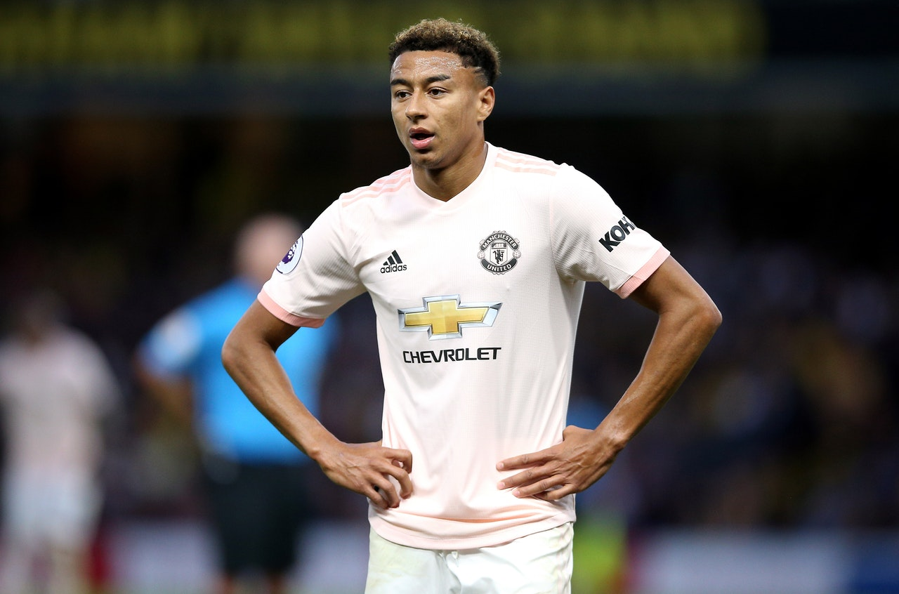 Lingard Calls On United To Maintain Record At City