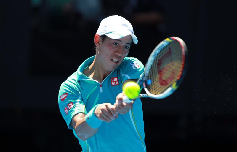 'Lucky' Nishikori Seeks Big London Week