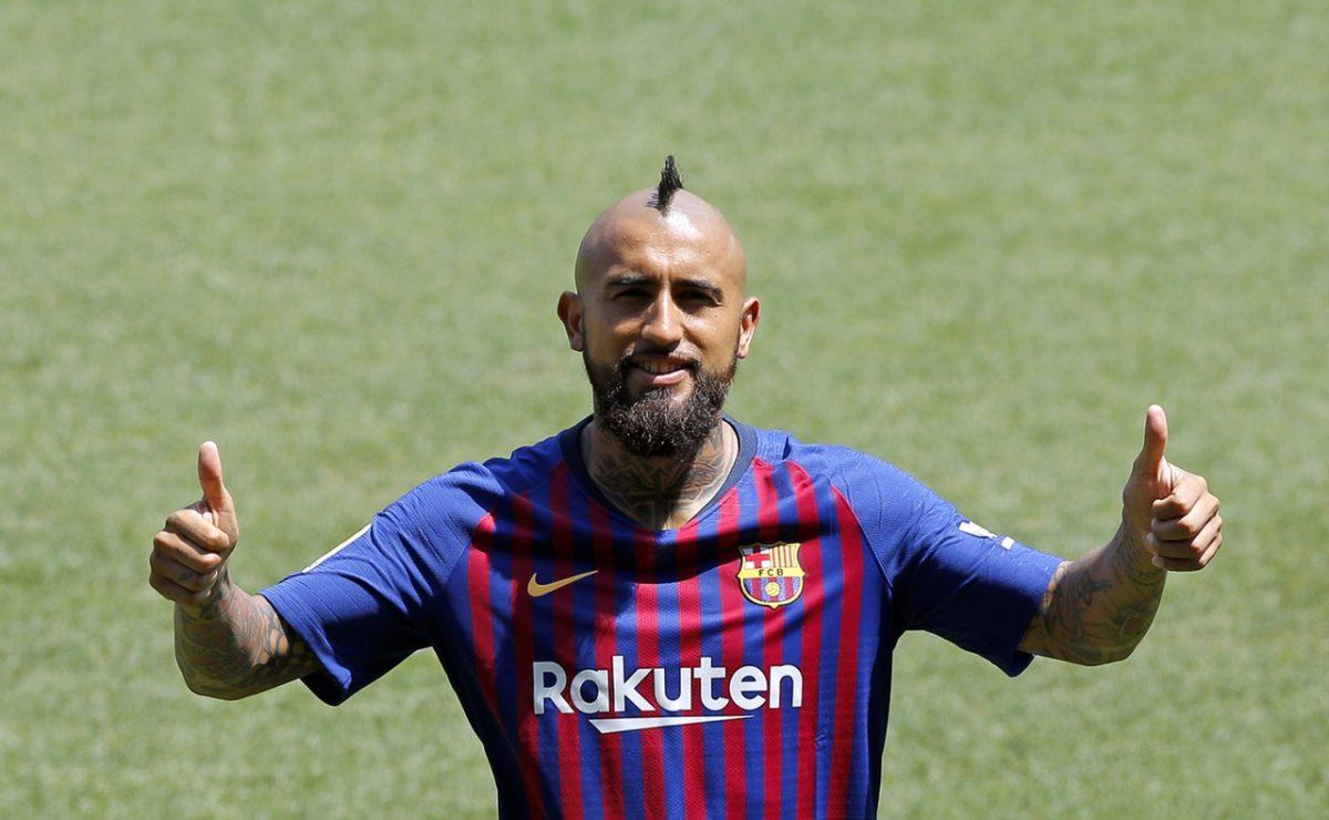 Milan Target Vidal Swoop
