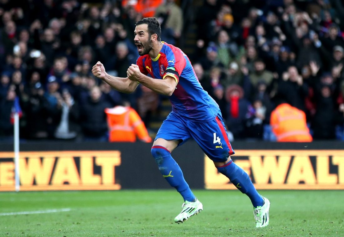 Milivojevic Full Of Praise For Palace Fans