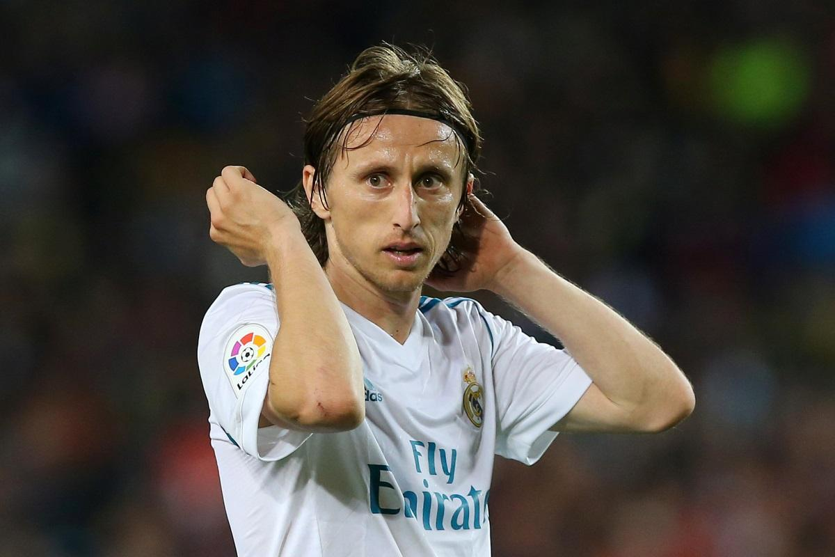 Modric Cool On Ballon d'Or Chances