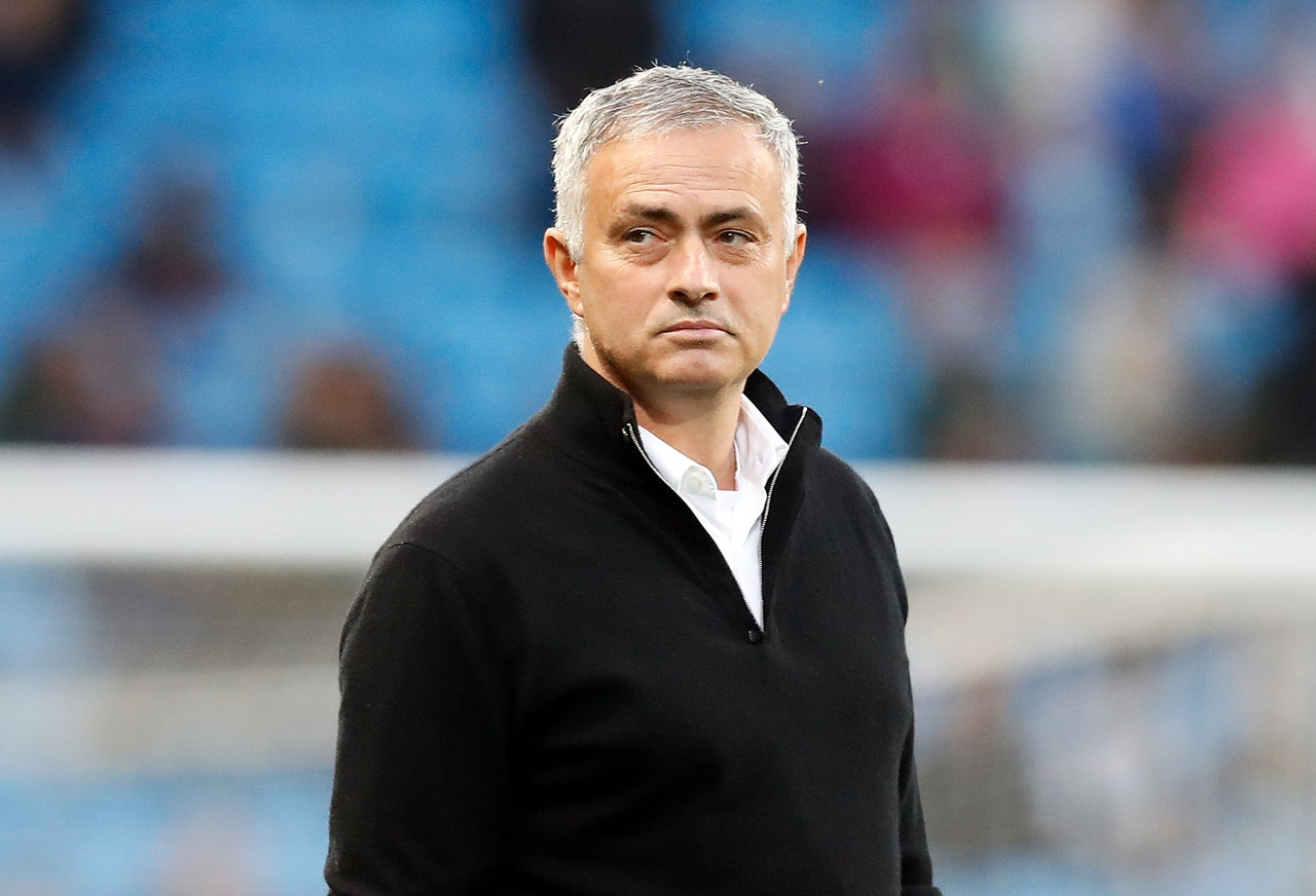 """Mourinho Not Interested In Media """"Character"""" Games"""