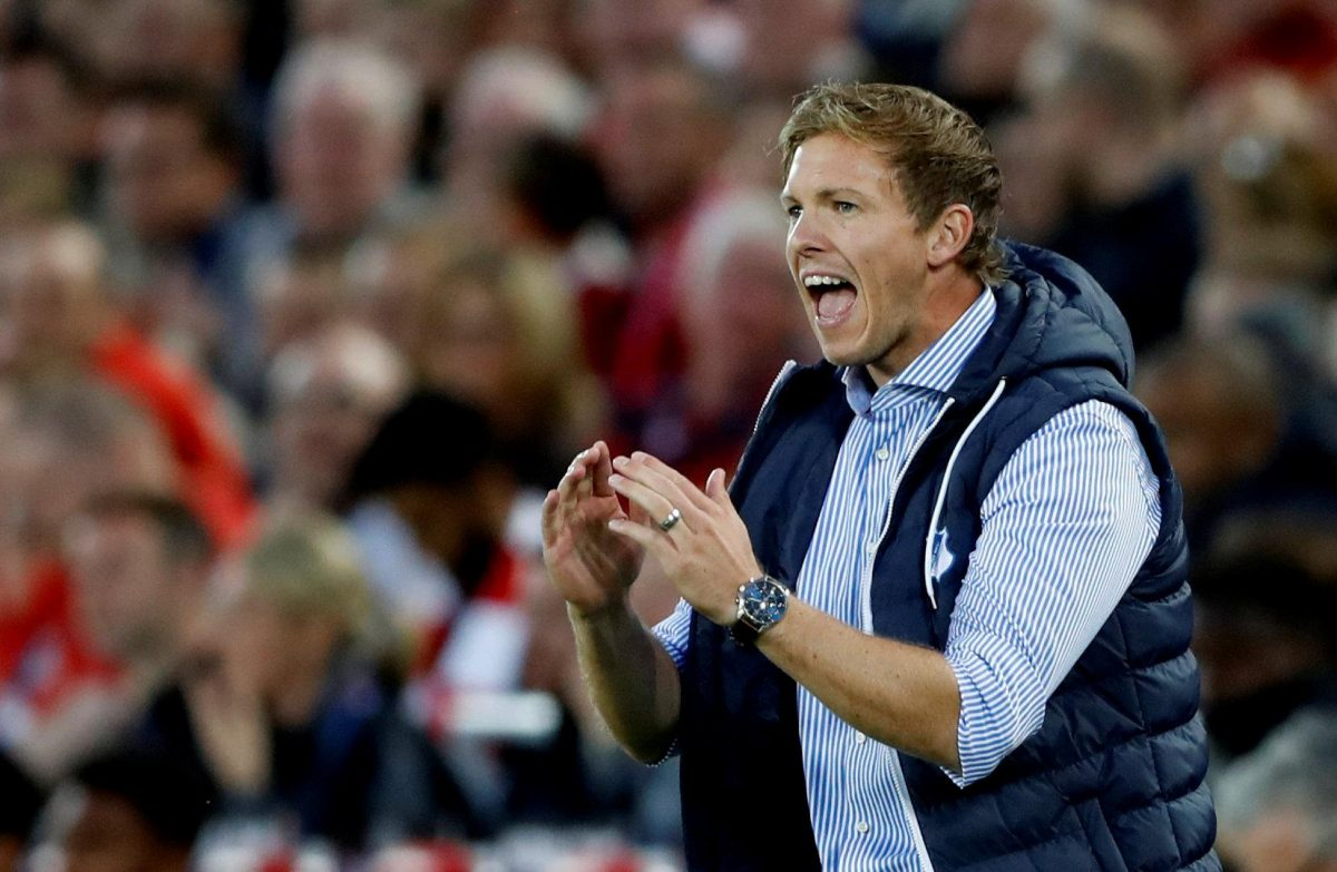 Nagelsmann Admits To Brutal Blow