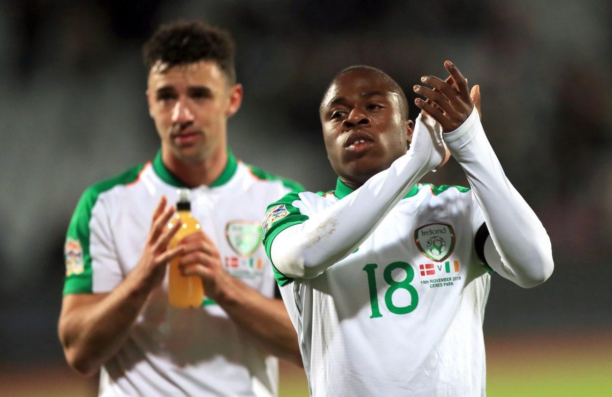 Obafemi Makes Republic Of Ireland Bow