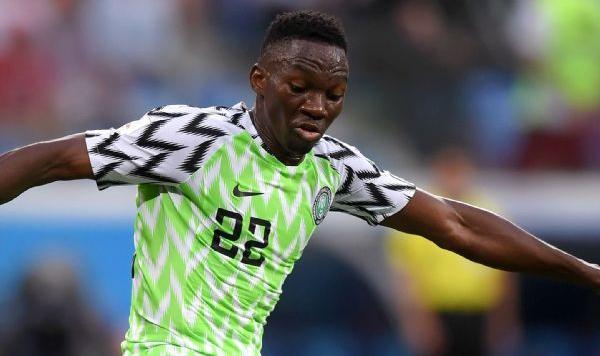 Omeruo Out Of Eagles – Uganda Friendly