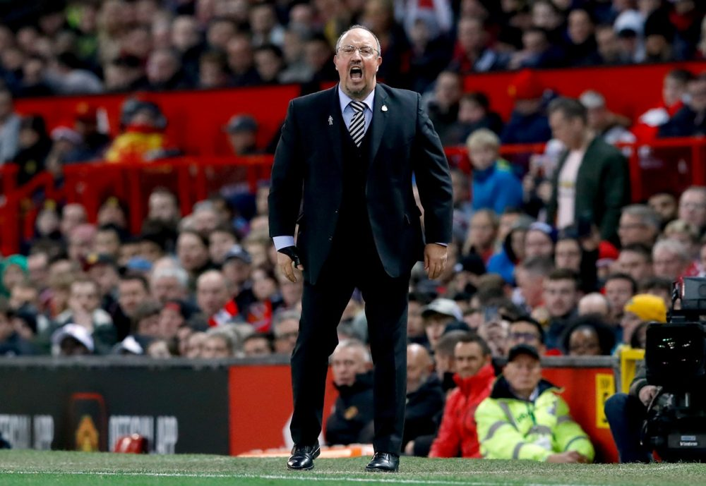 Options Remain Limited For Benitez
