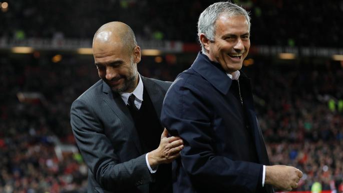 Pep Reveals Mourinho Admiration
