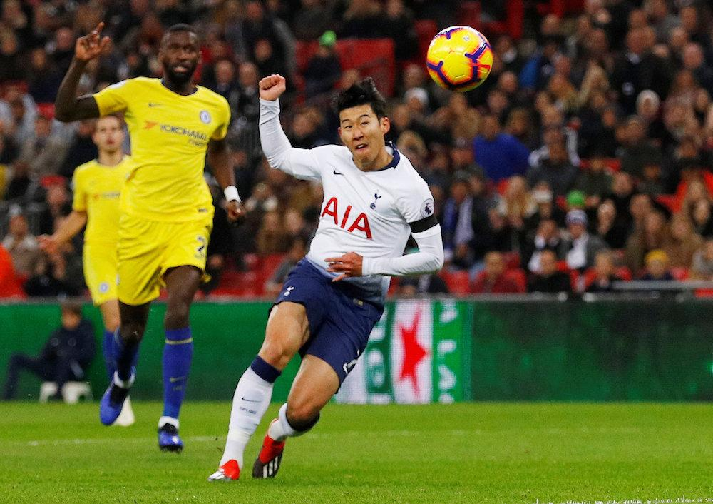 Pochettino Hails Son Performance
