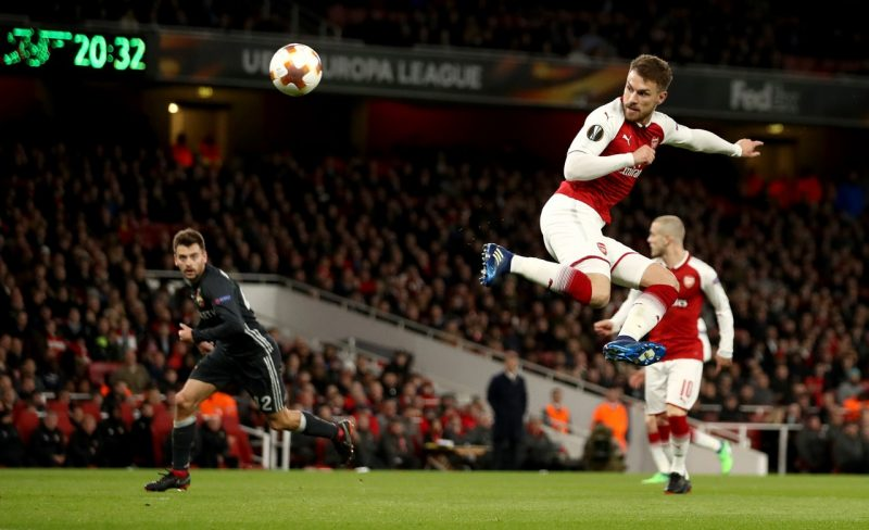 PSG Join Race For Ramsey's Signature