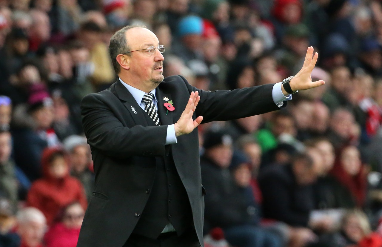 Benitez Working On January Plans