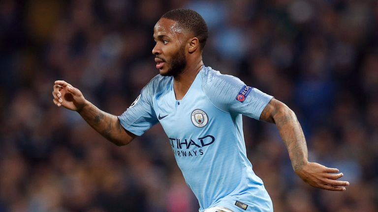 Pep Pleased With Sterling's Keep-Ball Tricks
