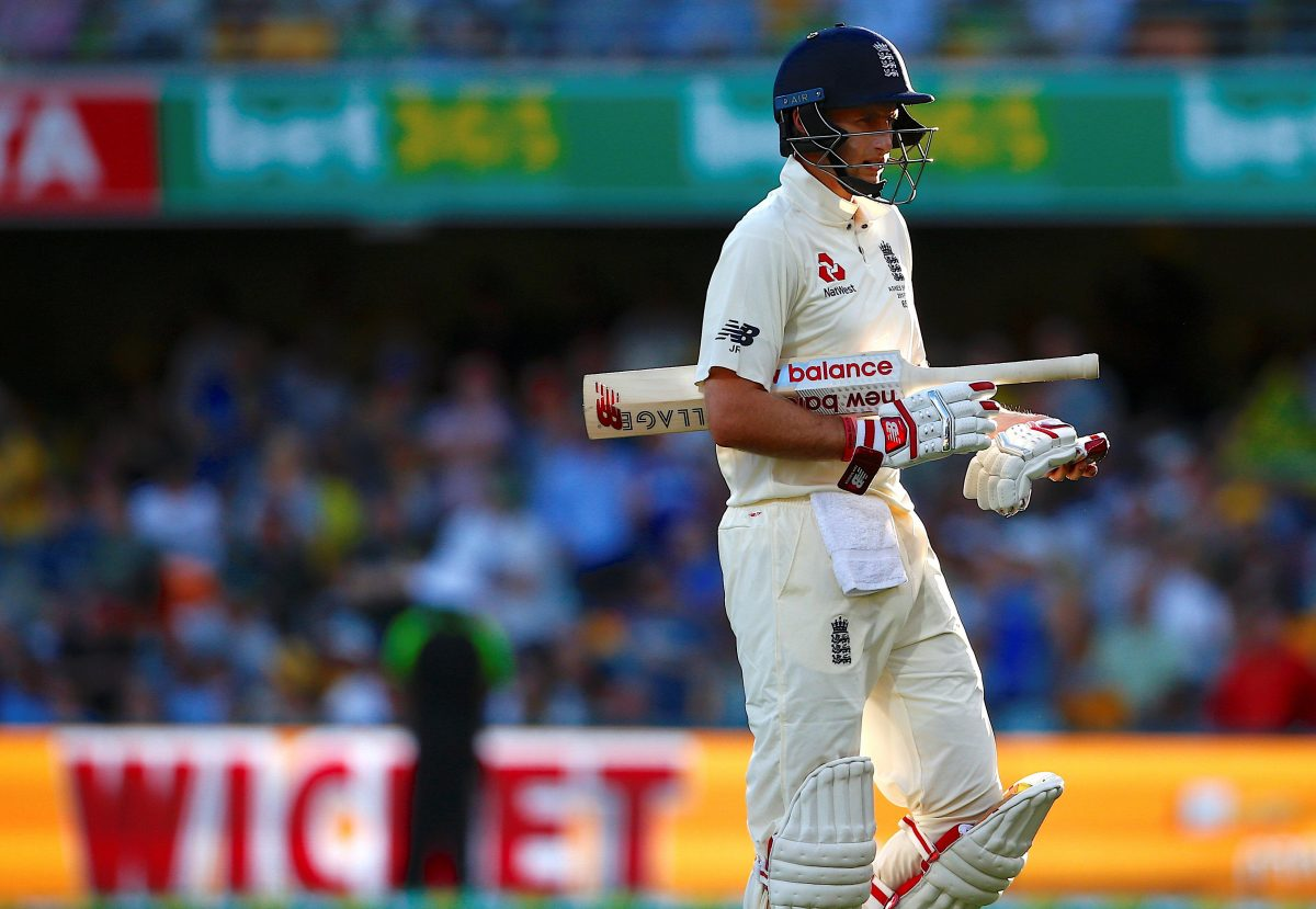 Root Stars As England Take Control