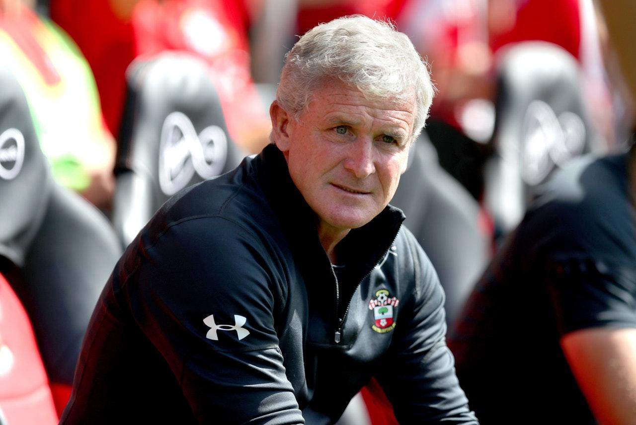 Saints' Chances Reassure Hughes