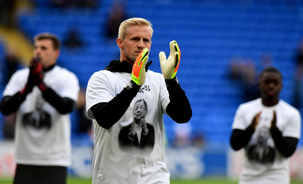 Schmeichel Out To Maintain Vichai Legacy