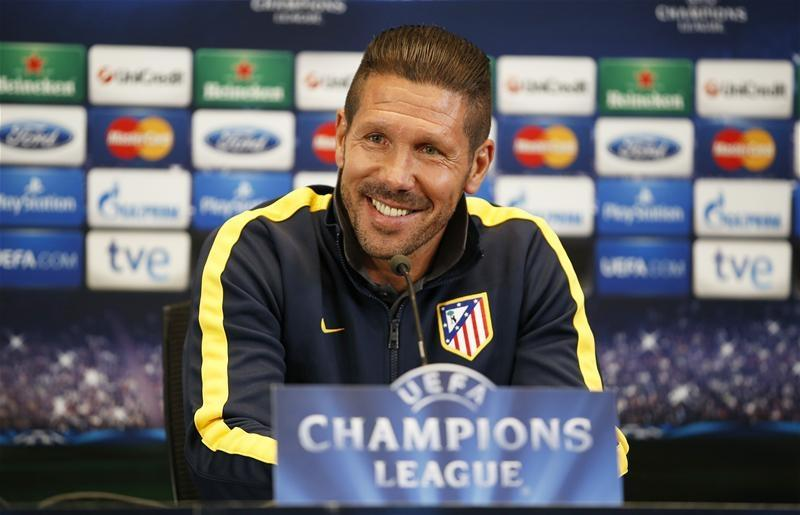 Simeone Focused On Philosophy