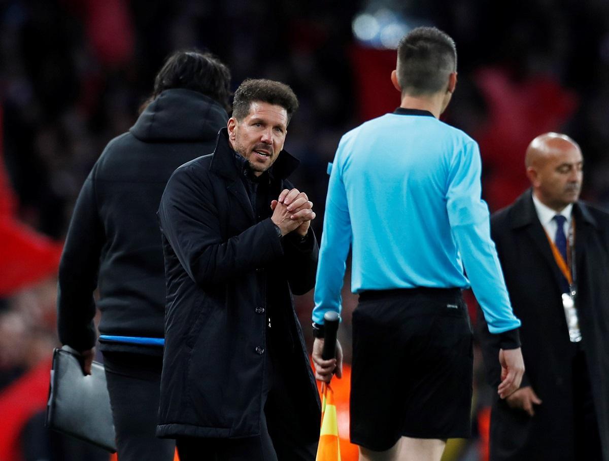 Simeone Praises 'Fantastic' Atleti Fans
