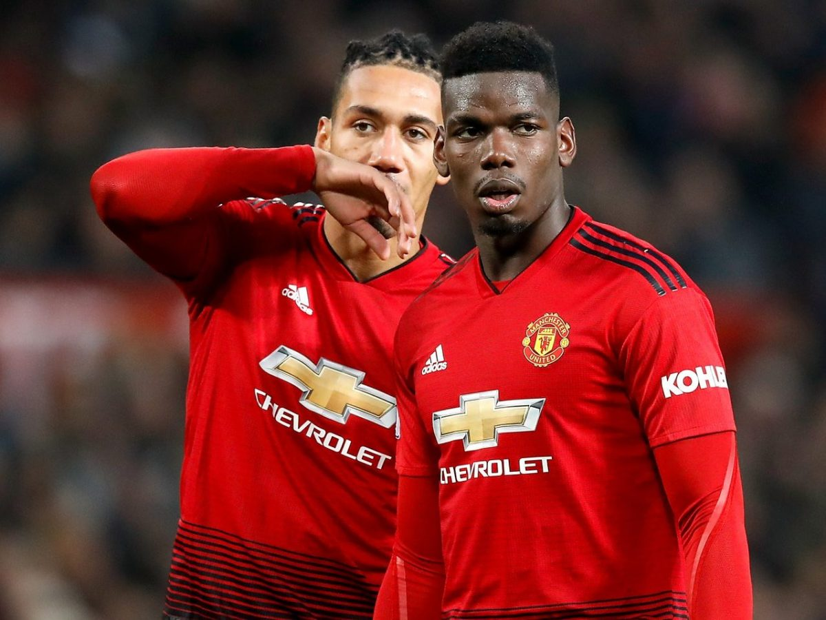 Smalling Demands Reds Response