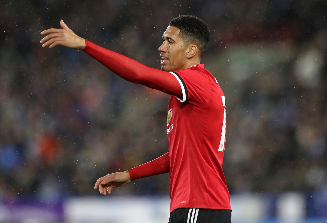 Smalling Linked With United Exit