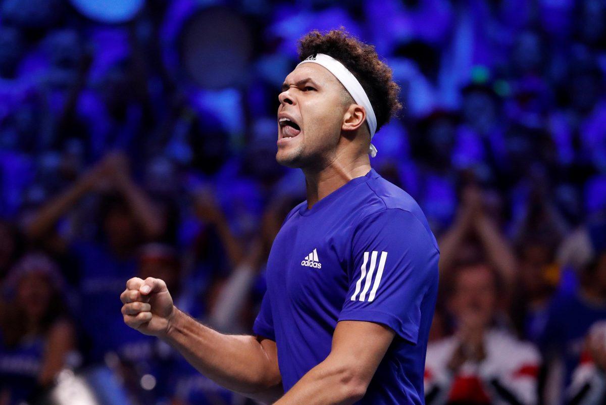 Spanish Davis Cup Captain Joins Tsonga