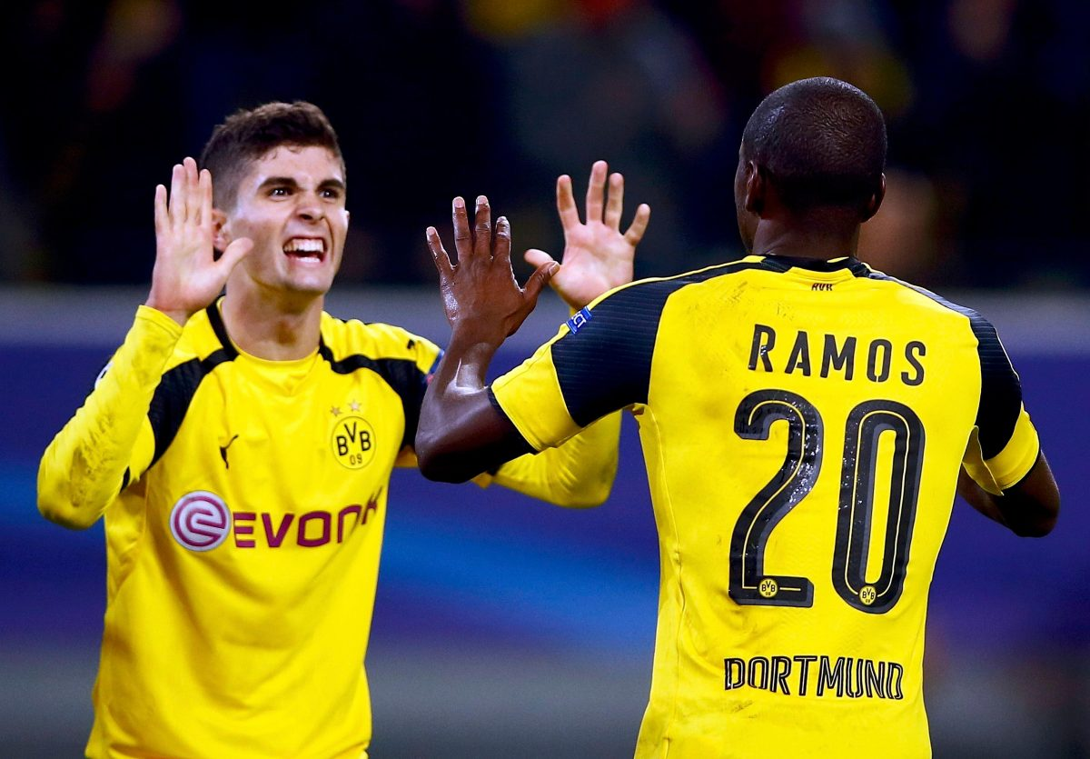 Top Trio Chase BVB Ace