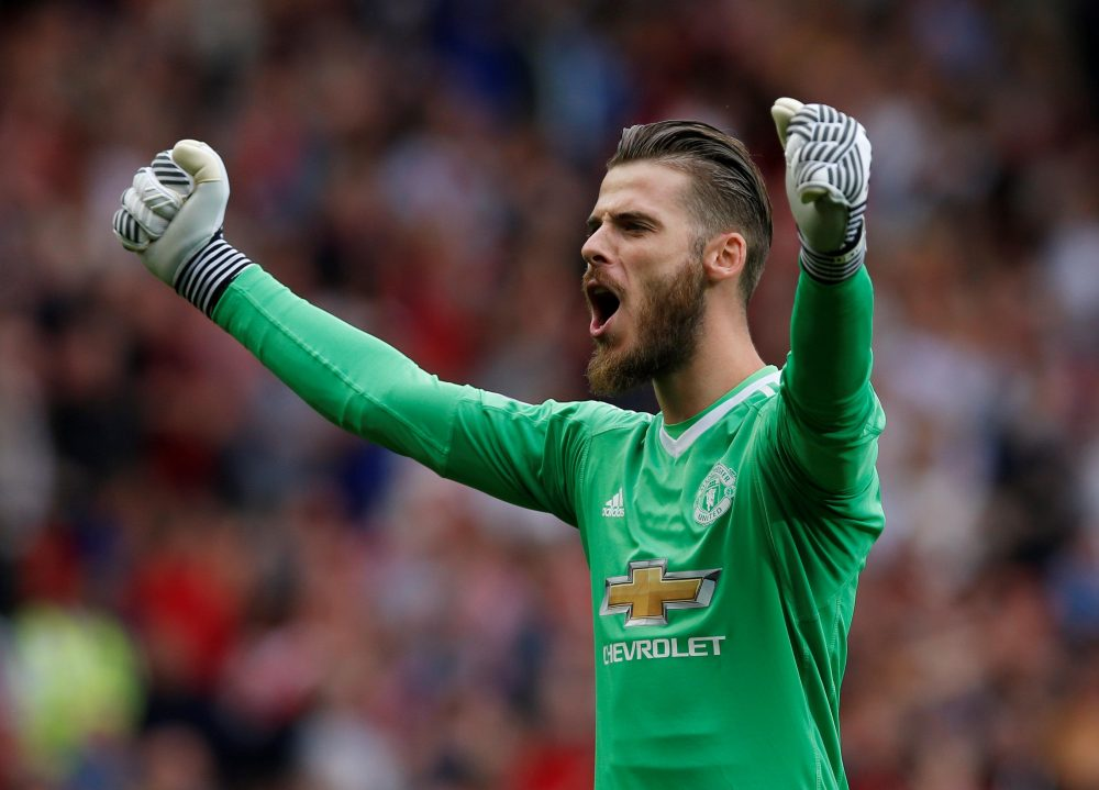 United keen For De Gea Extension