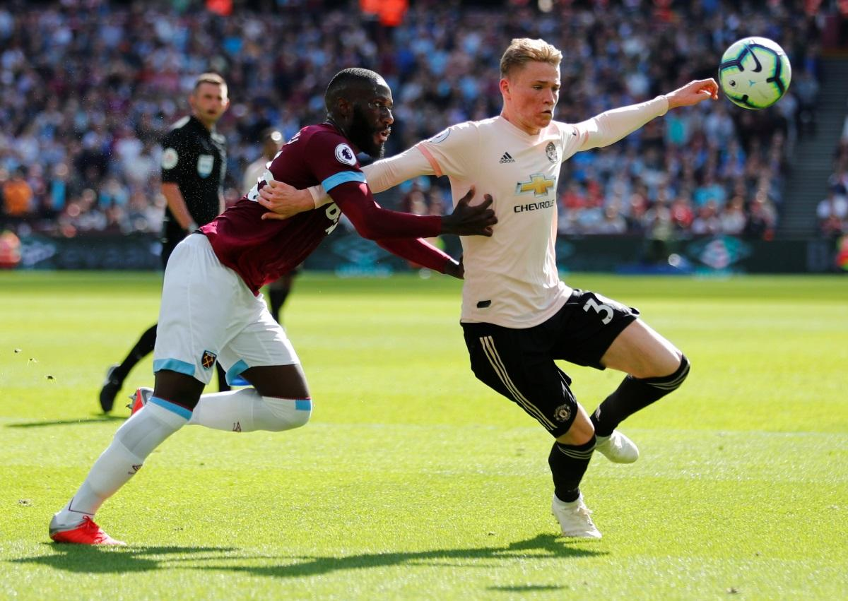 United Open To McTominay PL Loan
