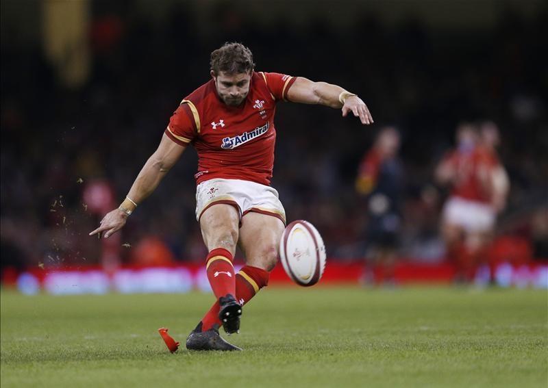 Wales Suffer Halfpenny Blow