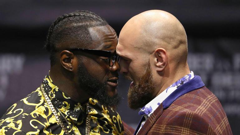 Wilder Has No doubts Over Fury KO