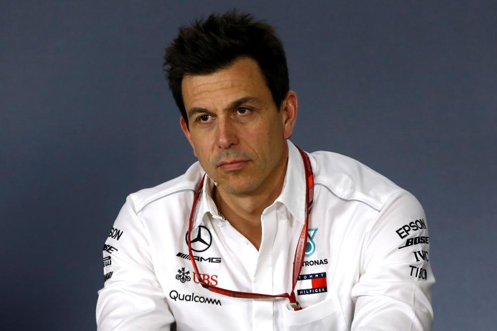 Wolff Taking Nothing For Granted