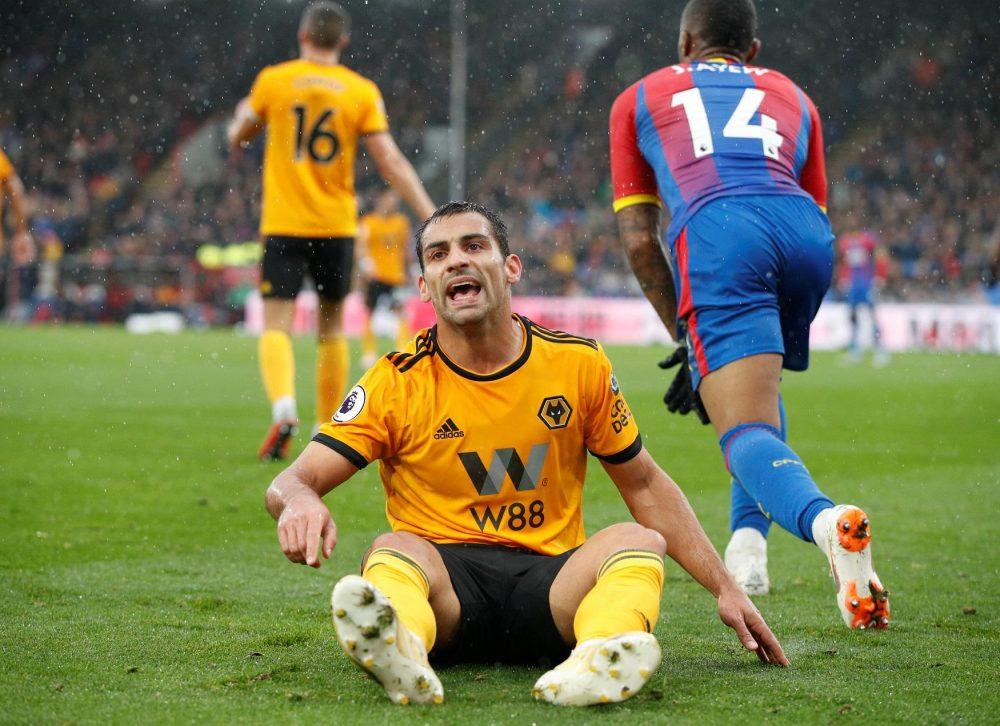 Wolves Sweating Over Jonny
