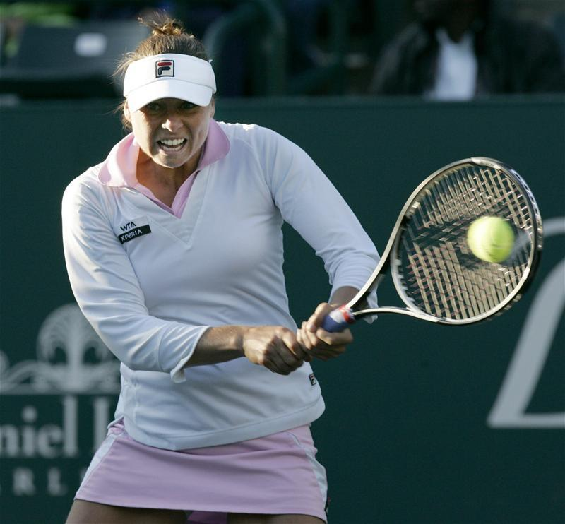 Zvonareva Makes Limoges Semis