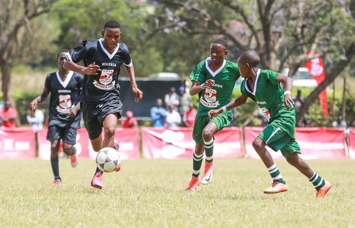 Nigeria Stroll To Victory In Kenya