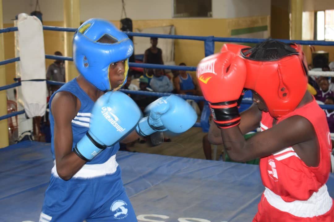 ​CDF Holds 7th Kiddies Boxing Competition