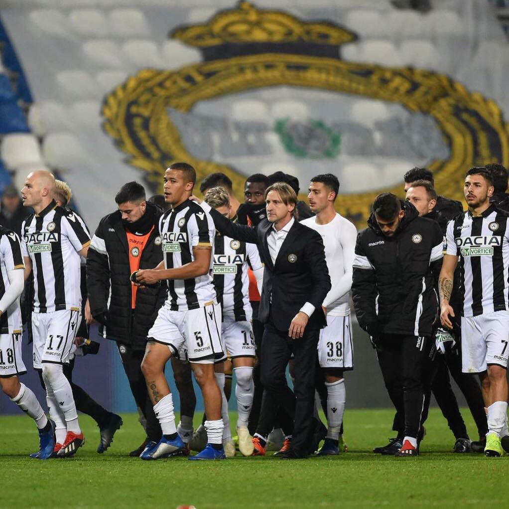 Serie A: Troost-Ekong Relishes Udinese  Away Draw At Sassuolo