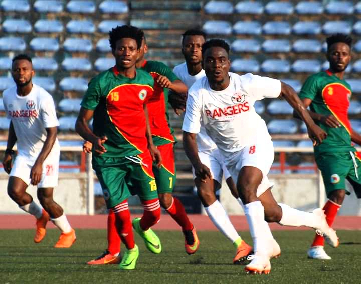 CAFCC: Ogunbote Confident Rangers Will Qualify For First Round