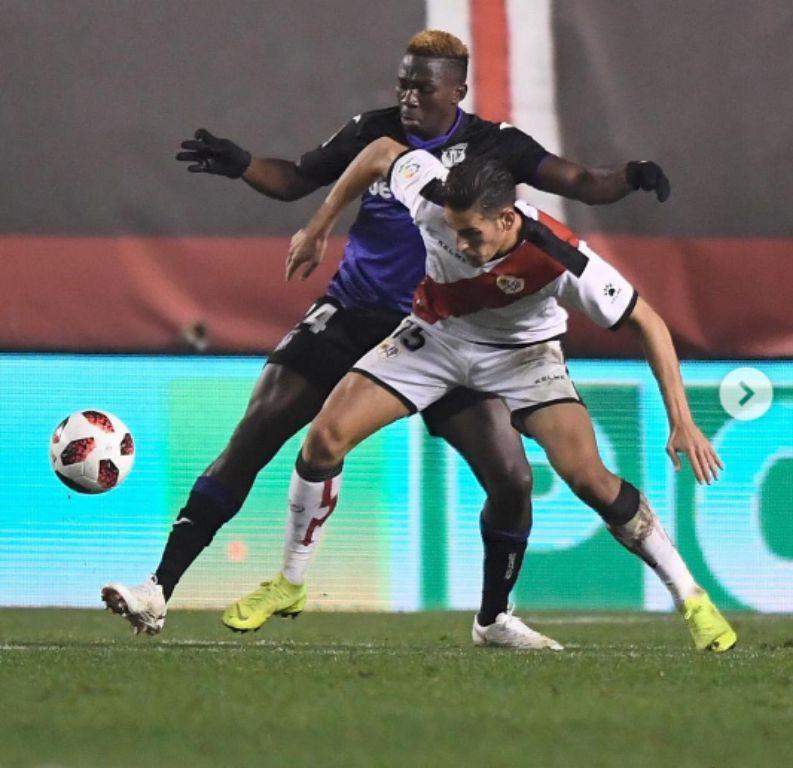Omeruo Thrilled With Leganes Copa Del Rey Progress; Salutes Late Agbonavbare