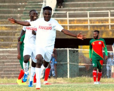 CAFCC - Ogunbote Hails 'Experienced, Clinical' Rangers In Win Vs Defence Force