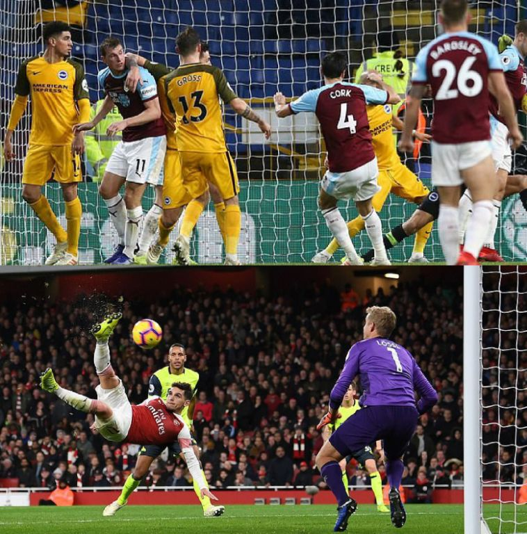EPL Roundup: Balogun Starts In Brighton Defeat; Iwobi Subbed On For Victors Arsenal