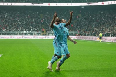 Nwakaeme Rues Trabzonspor's Away Draw Despite Goal Feat