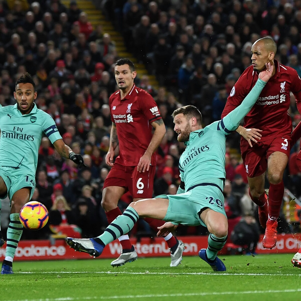 Liverpool vs Arsenal player ratings: Gini Wijnaldum the Reds' Liam Neeson?