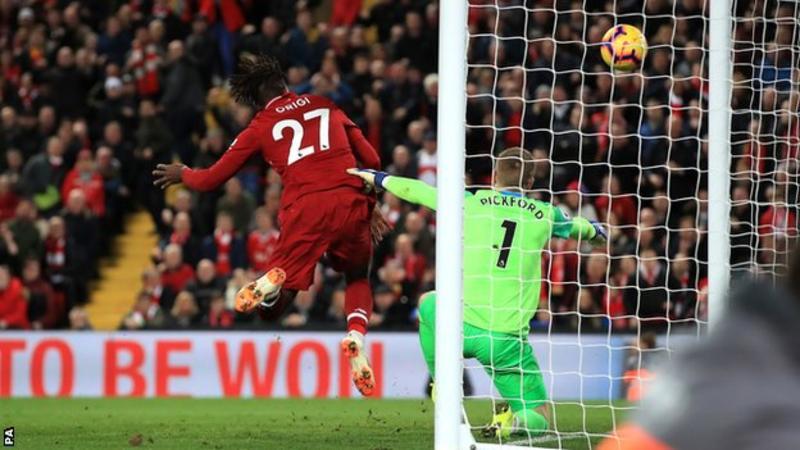 Origi Scores Late Winner As Liverpool Stun Everton in Merseyside derby